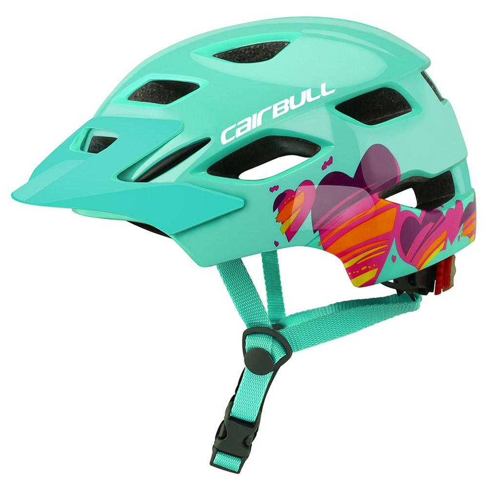 CAIRBULL tienda autorizada niño ciclismo casco de ciclismo con la cola luz para niños bicicleta casco Skater Walker cascos de bicicleta