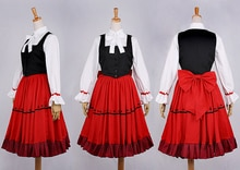 Hetalia Axis Powers hungary dress cosplay costume halloween