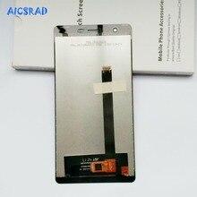 AICSRAD 5.7 inç orijinal Yedek Oukitel U13 lcd ekran ve dokunmatik ekranlı sayısallaştırıcı grup u 13 + Araçları