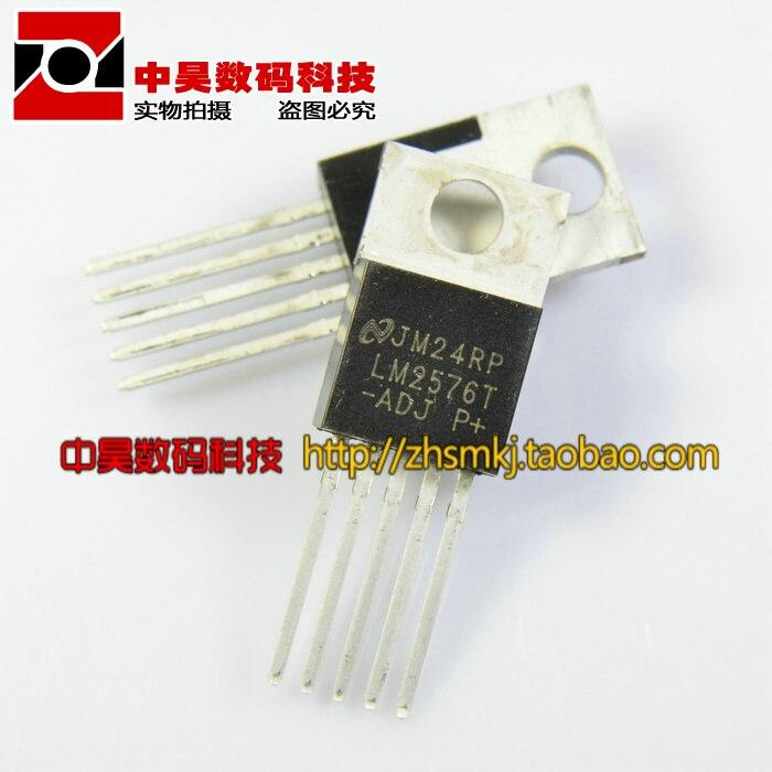 LM2576-ADJ LM2576T-ADJ mikroprocesor regulacyjny do 220 oryginalny