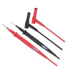 UNI-T UT-L21 Naald Tip Probe Test Leads Pin Hot Universele Digitale Multimeter Multi Meter Tester Lead Wire Probe Pen Kabel 20A