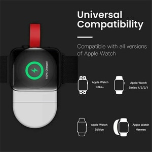 Wireless Fast Charger For Apple a Watch USB Charging For a Watch Series 2 3 4 Magnetic Watch Charger 38mm & 42mm Smartwatch