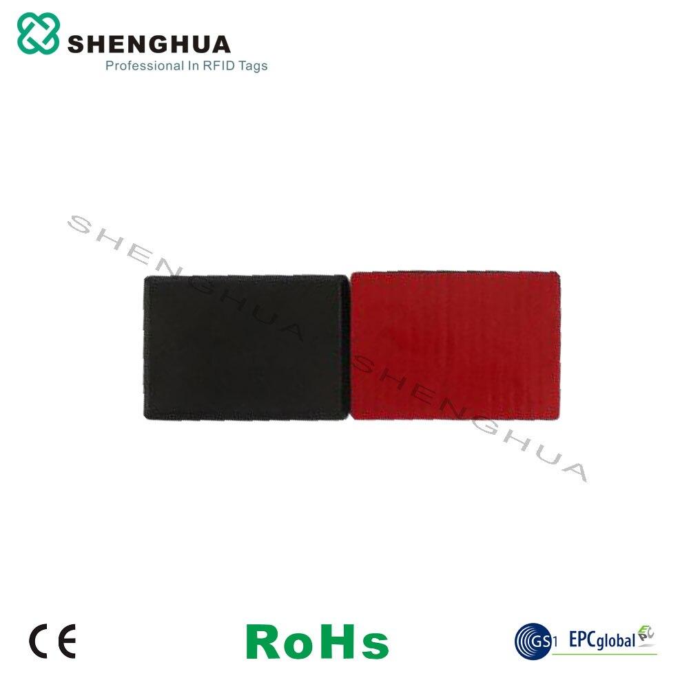 10 unids/pack basura de 13,56 Mhz RFID pasivo Anti etiqueta de Metal imprimible impermeable en Metal Ntag213 etiqueta NFC