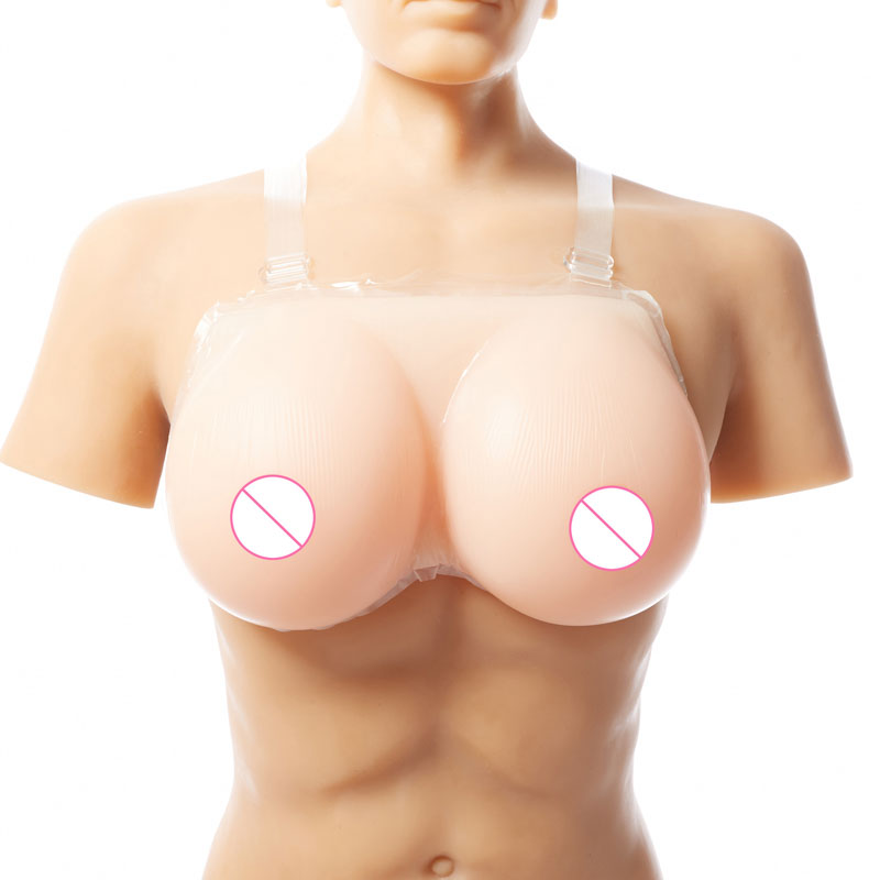 Formas de mamas falsas de silicona realistas pechos falsos para transexual travesti transgénero Drag Queen Transvestite mastectomía