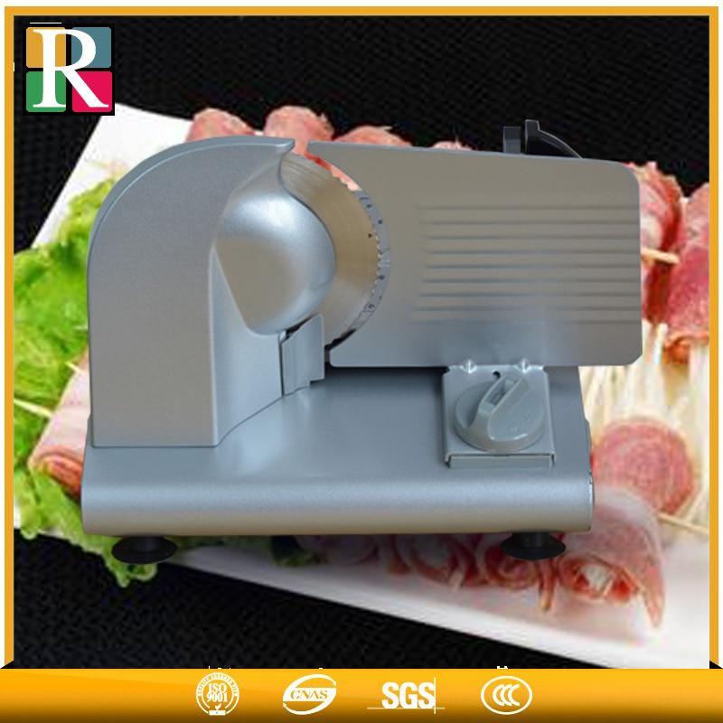 Gran oferta, cortador de carne para cocina/uso doméstico/máquina cortadora de carne para hogar/cortador de carne de sierra con banda