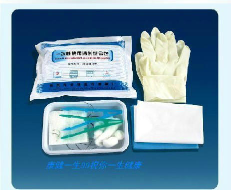 Paquete de sutura Uso de enseñanza médica Cierre de piel estéril desechable envío gratis