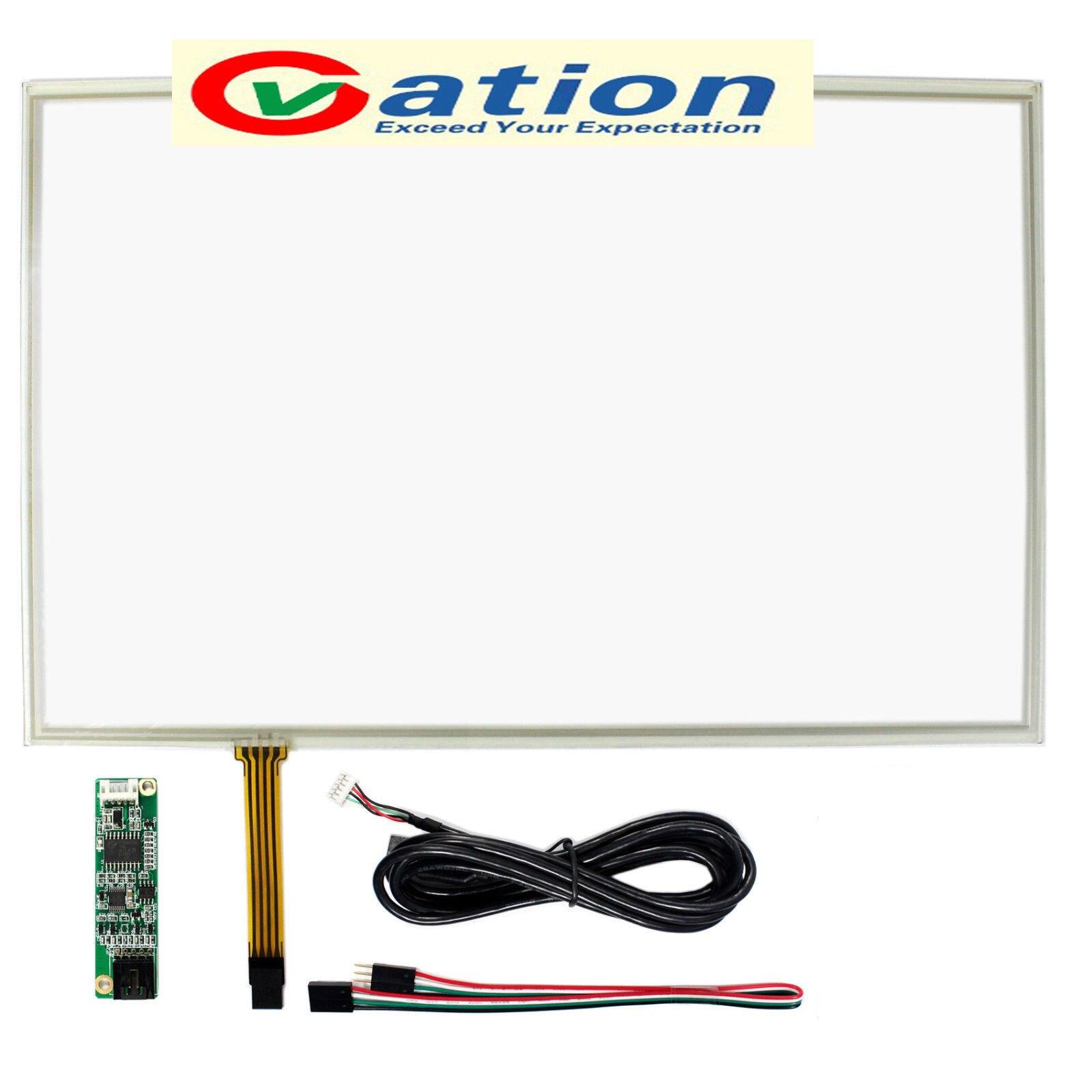 لوحة لمس LCD مقاس 15.4 بوصة مع بطاقة تحكم وشاشة LCD مقاس 344 × 222 1280 × 800
