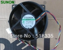 For Sunon 9CM 8CM 8025  9225 90/80mm x 25mm KDE1209PTVX Maglev Cooler Cooling Fan 12V 4.4W