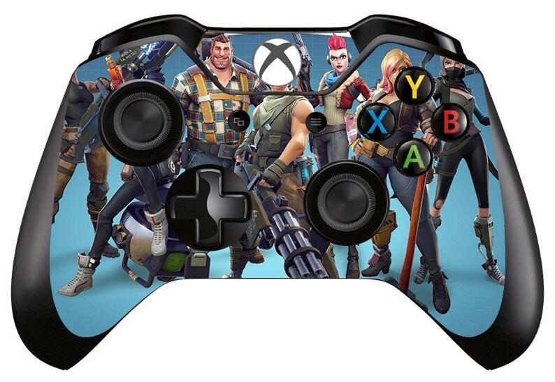 1 pc autocollant de peau autocollant de couverture pour Microsoft Xbox one contrôleur de jeu Gamepad Skins autocollants pour Xbox one contrôleur vinyle