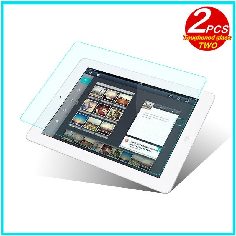 "Membrana de vidrio templado para Apple iPad 1 one First gen película de acero para tableta protector de pantalla endurecido para iPad1 A1337 A1219 9,7 ""funda"