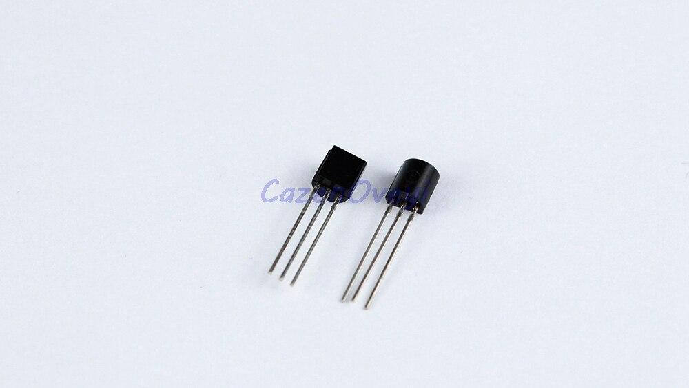 100 pçs/lote 2N3904 TO-92 PARA 92 NPN General Purpose Transistor novo e original IC Em Estoque