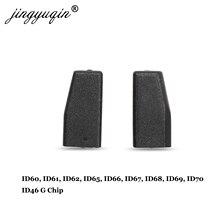 Jingyuqin ID46 ID60 ID61 ID62 ID65 ID66 ID67 ID68 ID69 ID70 G 4C Puce De Transpondeur pour clé À Distance De Voiture Outil de Serrurier