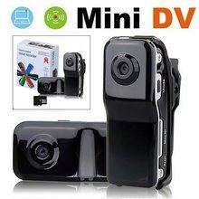 Mini cámara soporte Net-cámara Mini DV grabación Cámara soporte 8G TF tarjeta 720*480 video grabación duradera videocámara