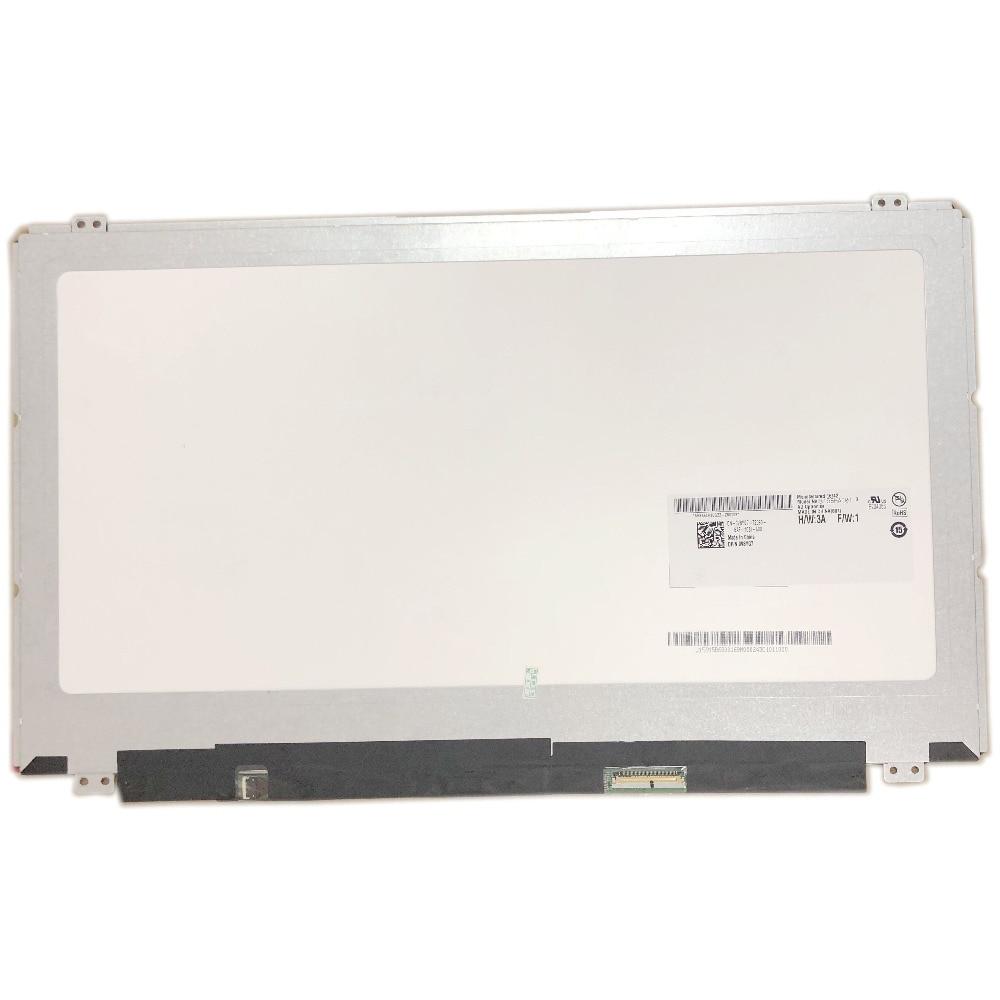 Pantalla LED LALAWIN B156HAT01.0 con digitalizador táctil, pantalla para portátil, 40 pines para Dell Inspiron 15 7548 LED FHD 1920X1080 IPS