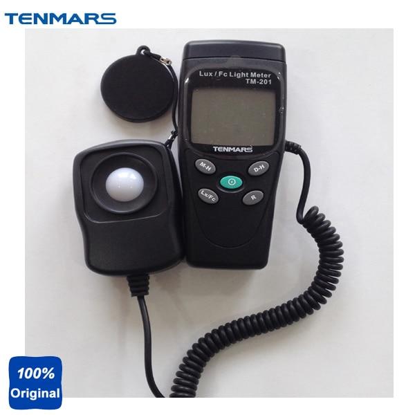 TM-201 مقياس إضاءة LED رقمي مقياس لومينميتر لوكس قياس أضواء المصدر تشمل جميع المقاييس المرئية