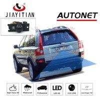 jiayitian car rear view camera for volvo xc90 xc 90 2003 2004 2005 2006 2007 ccd reverse backup camera license plate camera