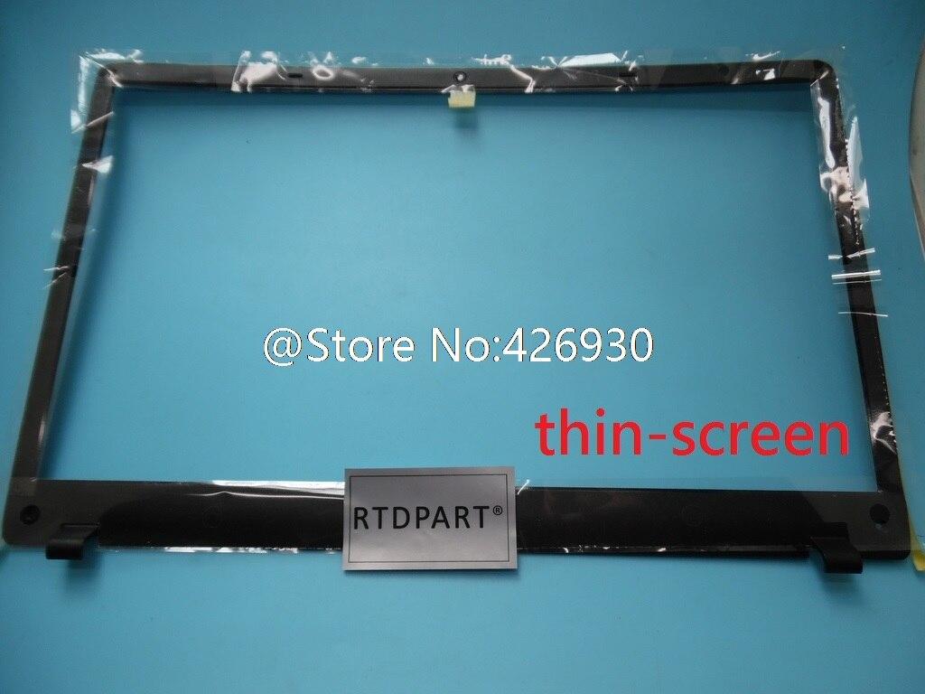 Bisel frontal LCD para portátil para Samsung NP300E5A 300E5A 300E5C 305E5A BA75-03401A pantalla delgada BA75-03753A pantalla gruesa nueva