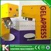Machine à crème glacée en acier inoxydable 5 moules de qualité alimentaire certifié CE pour nouilles italiennes avec livraison gratuite vers la russie