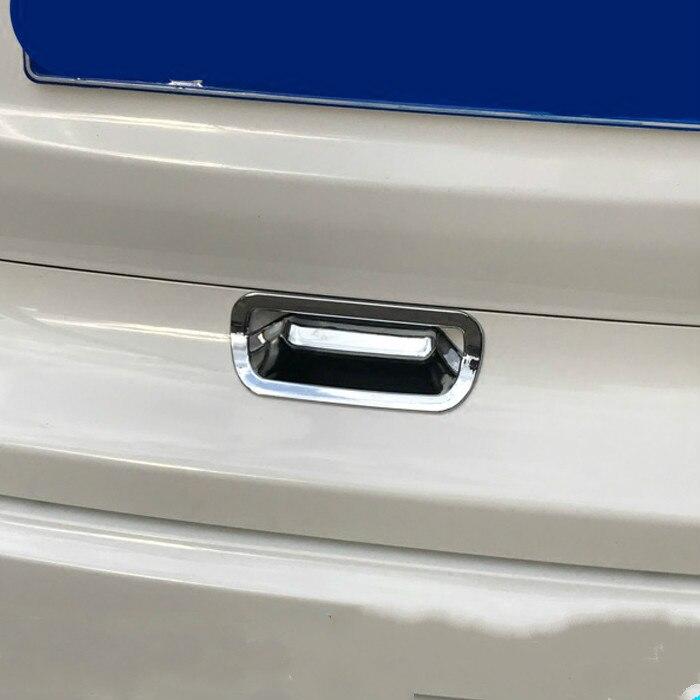 FUNDUOO для Honda CR-V CRV 2007 2008 2009 2010 2011 Высокое качество задняя дверь ручка чаша крышка отделка наклейка
