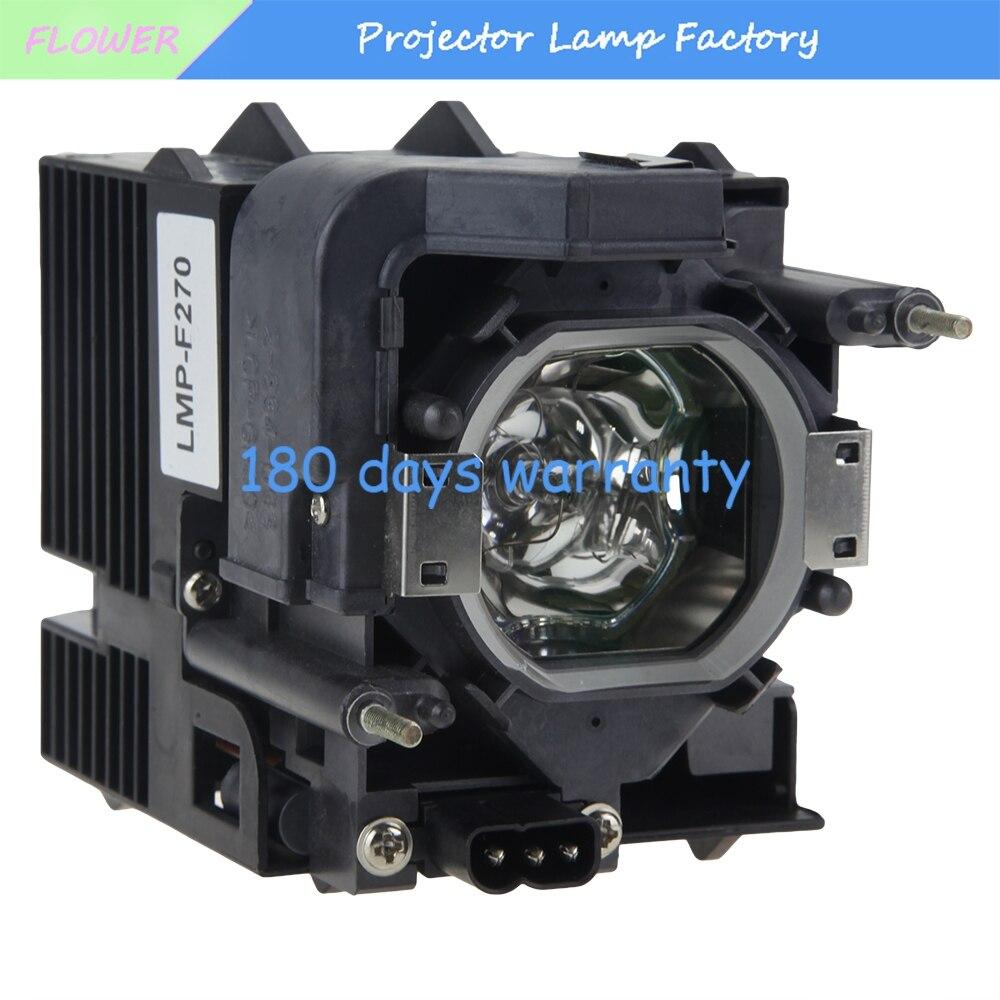 LMP-F270 Compatible lámpara con carcasa para SONY VPL-FE40 VPL-FE40L VPL-FX40 VPL-FX40L VPL-FX41 VPL-FX41L VPL-FW41 VPL-FW41L
