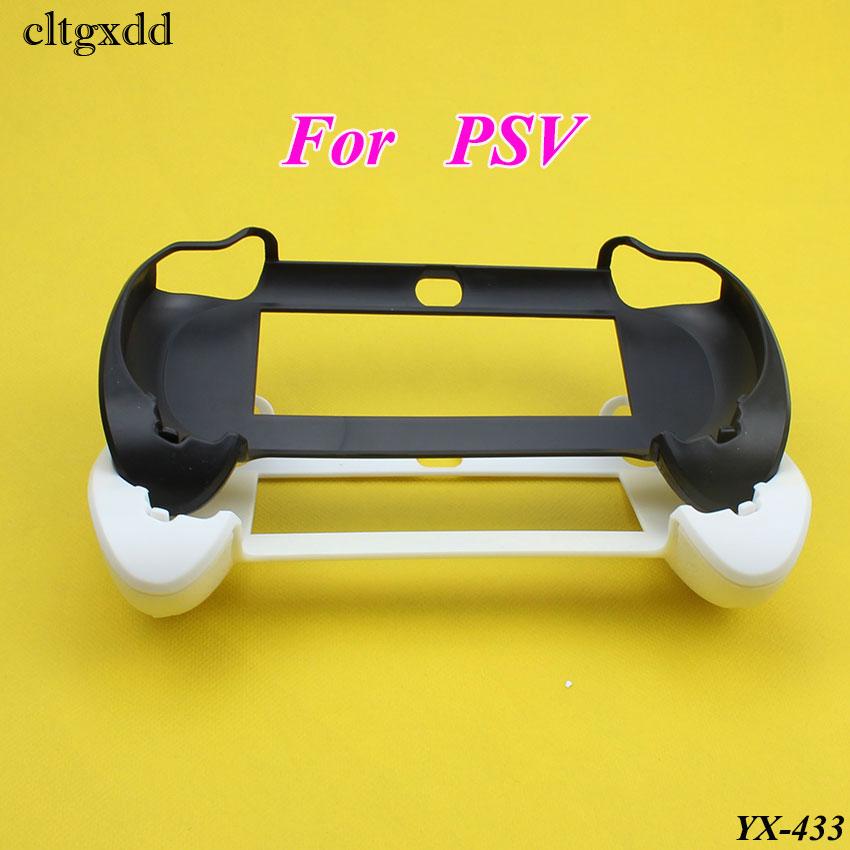 Cltgxdd пластиковый жесткий чехол, защитный чехол для защиты кожи, противоскользящая ручка, рукоятка для Sony PS Vita для PSV игровой контроллер