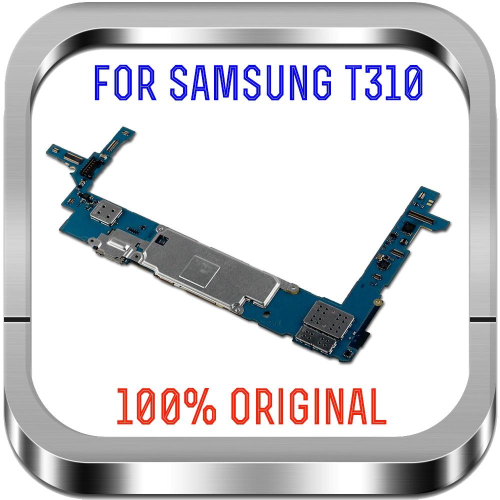 Placa madre original para Samsung Galaxy Tab 3 8,0 T310 T311 placa base Android OS placa lógica con Chips 16GB ROM 1,5 GB de RAM