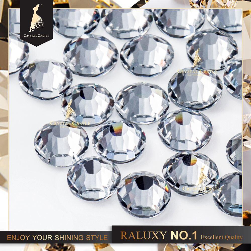 Кристаллический замок AAAAA Стразы SS40 8,2-8,6 мм 144 шт. горячий фиксация Кристалл страз стекло железный камень для украшения одежды