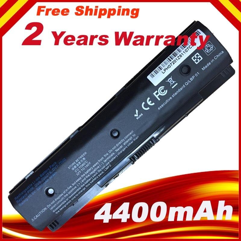 Batería para HP Enyy 14 Enyy 15 Enyy 17 baterías PI06 PI09 HSTNN-UB4N 710416-001