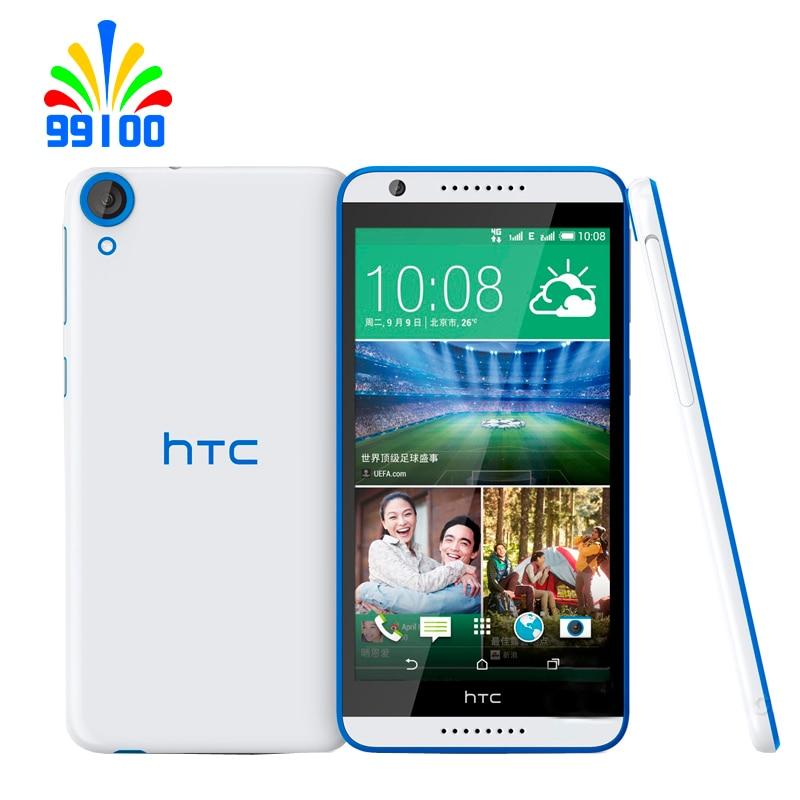 "Original HTC Desire 820 HTC 820U Otca Core dual sim 5,5 ""pantalla táctil de 2GB de RAM 16GB ROM desbloqueado 13.0MP móvil Android"