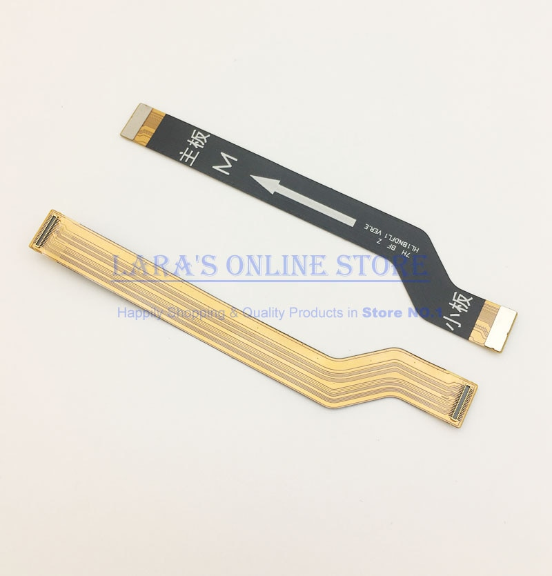 Протестированная для Huawei Honor 7X основная плата гибкий кабель материнская плата Подключения ЖК-гибкий ленточный кабель Honor 7X запасные части д...