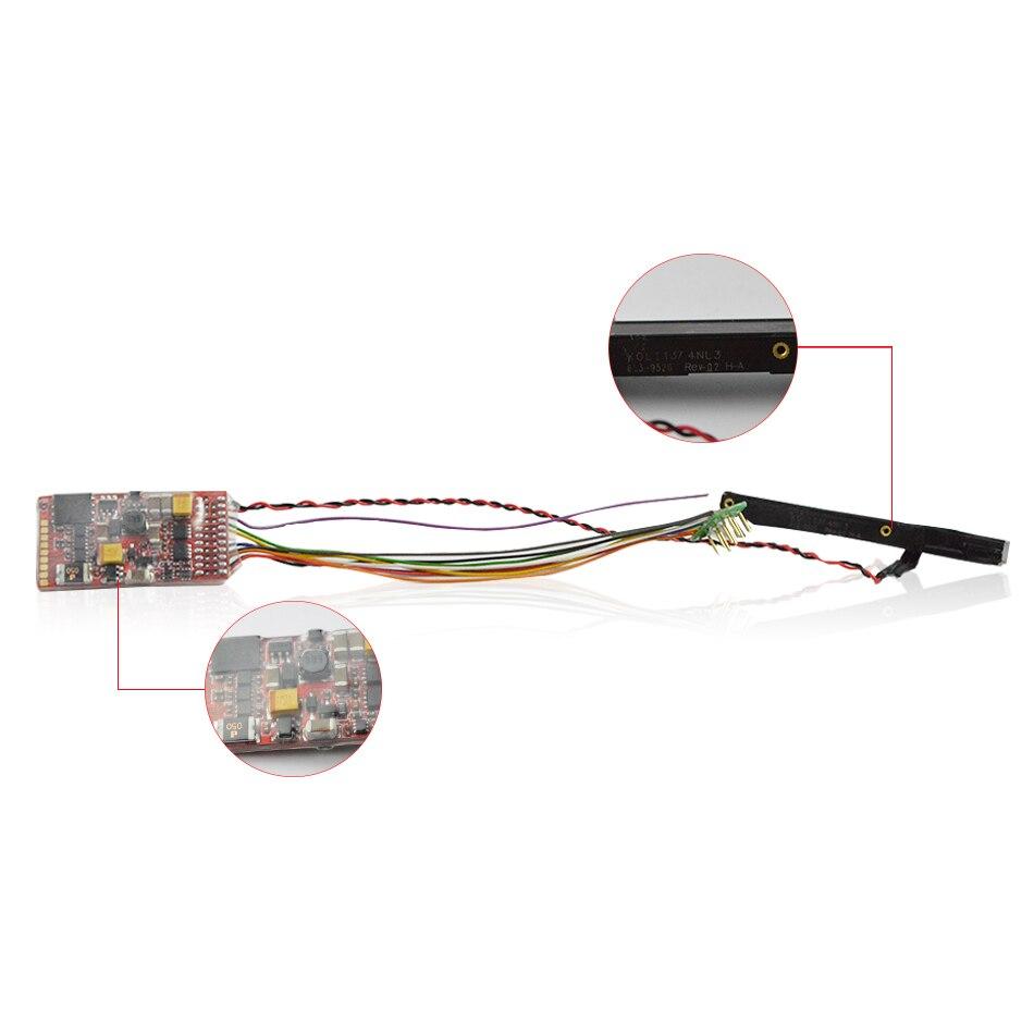 Chip digital de sonido de velocidad constante 5131 núcleo dinámico de tienda modelo tren escala HO