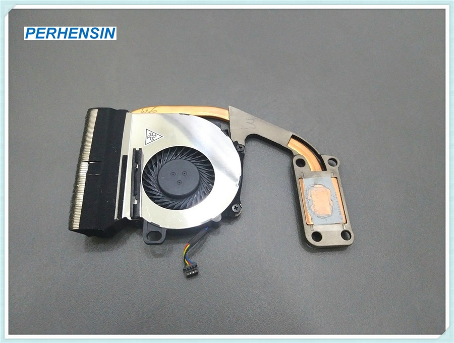 Para Dell 9VGM7 para Latitude E6330 CPU disipador de calor y ventilador 09VGM7