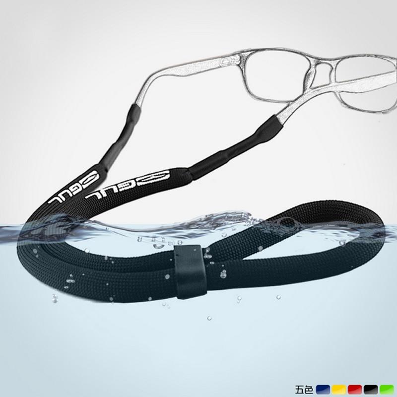 Плавающая цепочка для солнцезащитных очков, шнур для спортивных очков, шнур для очков, держатель для очков, ремешок для шеи, очки для чтения
