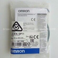E3FA-DN11/DN12/DN13/DP12/DP13/E3FA-RN11/TN11/TP11 capteur photoélectrique OMRON 100% nouveau Original