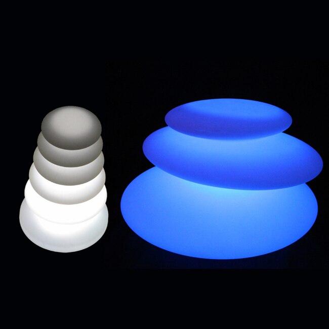 Skybesstech D12 * H24cm изысканные светодиодные настольные лампы в форме башни, мигающие с дистанционным управлением 24 клавиш для Рождественского ук...