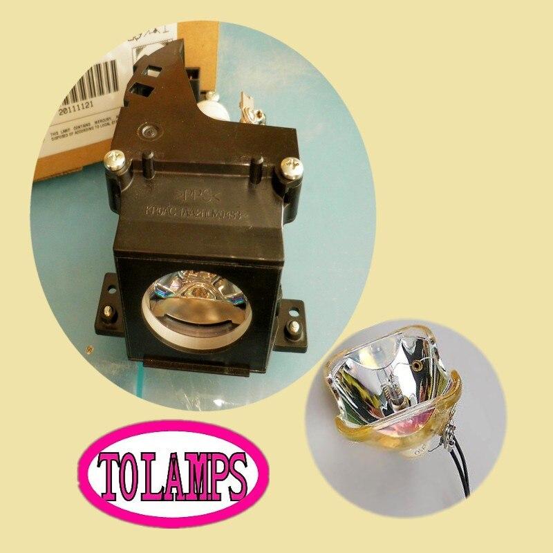Lâmpada do projetor POA-LMP107 PLC-XE32/PLC-XW50/PLC-XW55/PLC-XW55A/PLC-XW56/PLC-XW6680C Projetores