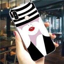 Malika Favre Telefoon Cover Voor Redmi S2 Case 4X 4A 5 6 7 5 Plus/5A 6A 6 Pro gaan Note 4 4X 3/5/6/7 Pro Hard Case