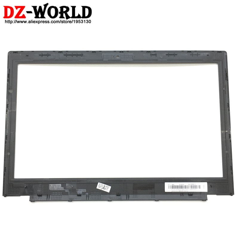 Новый/оригинальный экран передняя оболочка LCD B рамка Крышка для Lenovo ThinkPad X260 X270 HD дисплей 1366*768 рамка часть 01AW433 SB30K74310