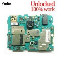 Мобильная электронная панель Ymitn материнская плата разблокированная с чипами схемы гибкий кабель для Xiaomi Mi 4 Mi4 M4 LTE 4G versio