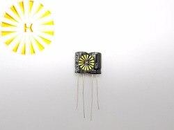 500 pcs X 100% Novo 330 uf 25 v 8X12 Capacitor Eletrolítico de Alumínio Conector