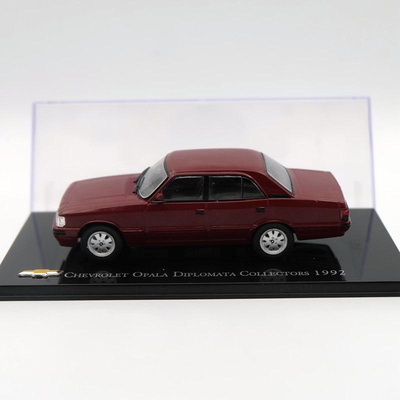 Colección de modelos de juguetes IXO alyton 143 para Chevrolet opalla y los coleccionistas 1992