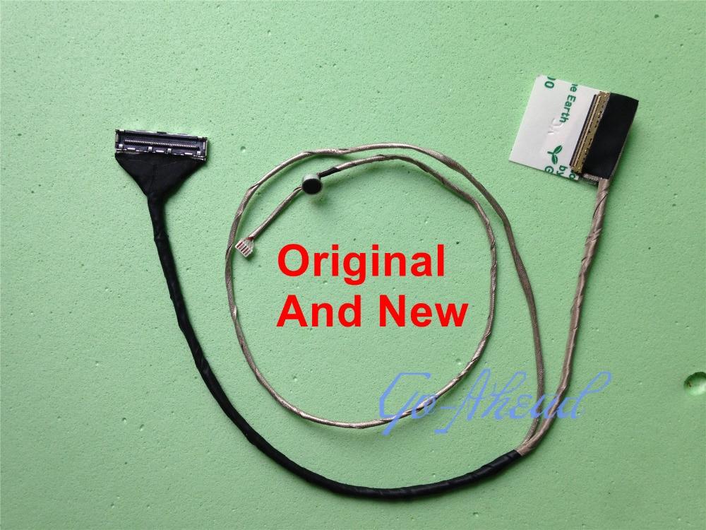 Nuevo LCD Cable para Asus K56 K56C K56CM K56VM K56CA K56CB K56E S56C A56 A56C 14005-00600000 pantalla LVDS de cinta de la flexión del conector
