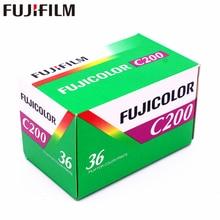 1 rouleau Fujifilm Fujicolor C200 couleur 35mm Film 36 exposition pour 135 Format Holga 135 BC Lomo
