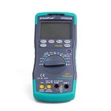 HP890CN HP-890CN AC DC LCD affichage professionnel électrique portable testeur compteur numérique multimètre multimétro ampèremètre multitesteur