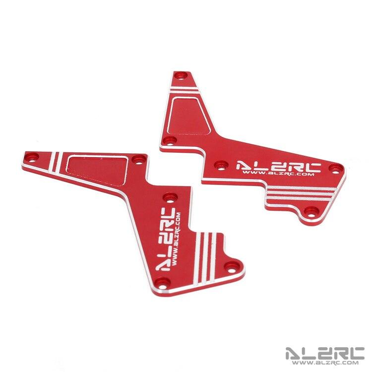 ALZRC-diablo X360 de Shapely Placa de refuerzo de la Asamblea-rojo DX360-U01