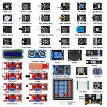 45 in 1 Sensors Modules Better Than 37in1 Sensor Diy Starter Kit For Arduino UNO R3