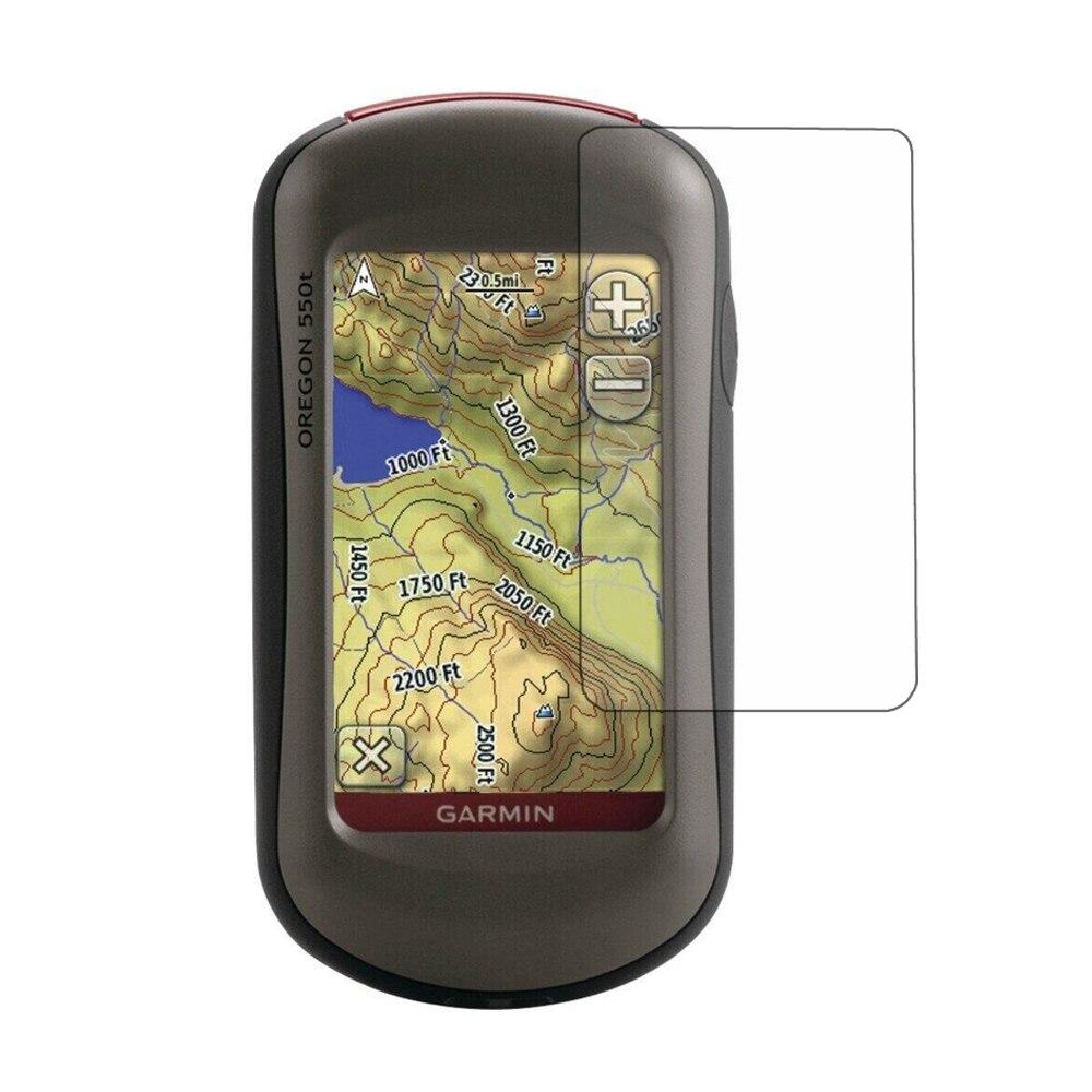 3 * Protector de pantalla LCD Anti-rayado para Garmin senderismo GPS de mano Oregon 450 450t 550 550t 400t 400i 400c 400 300 200