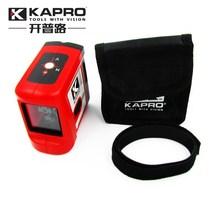 KAPRO Magnetic Self-leveling Mini Infrared Laser Level Cross beam 2-line Level Measurement Instrument With Magnet