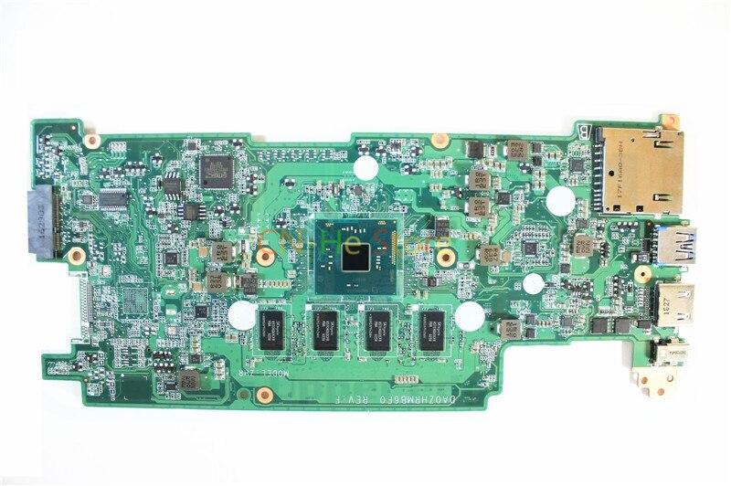 JOUTNDLN para Acer Chromebook C738T placa base de computadora portátil NB G5511.00H NBG551100H DA0ZHRMB6F0 w/N3150 CPU 4 GB RAM