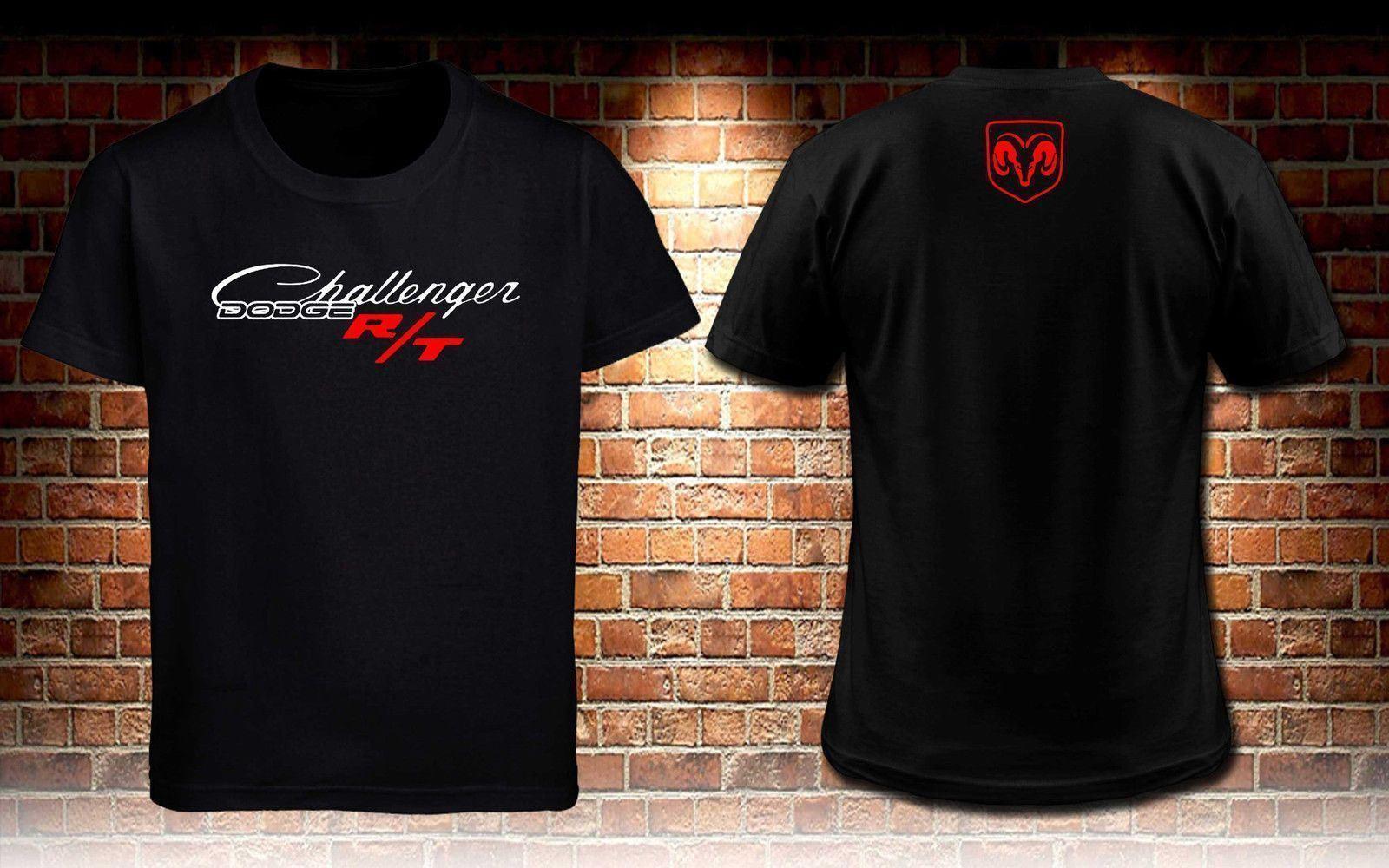 T-Shirt Dodge Challenger RT Mopar Viper Auto Mens Neueste 2018 Männer T Shirt Mode top t Harajuku Lustige Rick T shirts